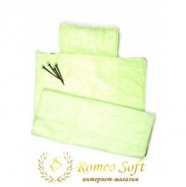 Пляжный коврик Seryat Салатовый, 70*140 см