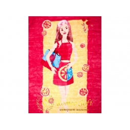 Коврик пляжный Barbie Seryat 80*150 см