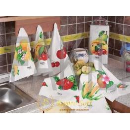 Набор махровых кухонных полотенец Fakilli Class 6 шт (30*50)