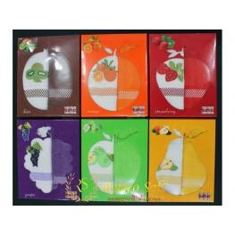 Набор кухонных полотенец Turkiz Frutta 2 шт (30*50)
