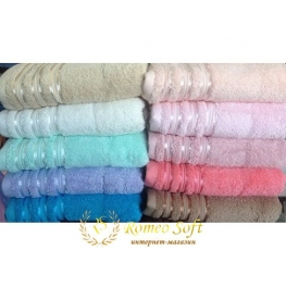 Полотенце Romeo Soft New Fitilli  1 шт (70*140)