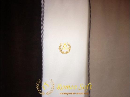 Плед Romeo Soft Polar Battaniye Krem 140*220